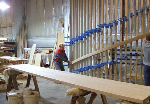 Изготовление стремянки из дерева