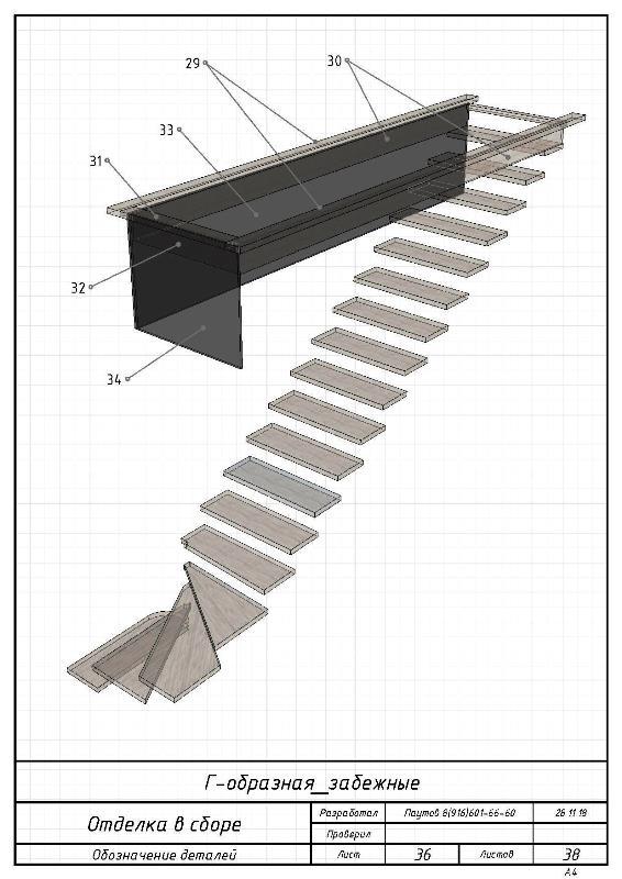 Обзор программ для проектирования лестниц, которые можно